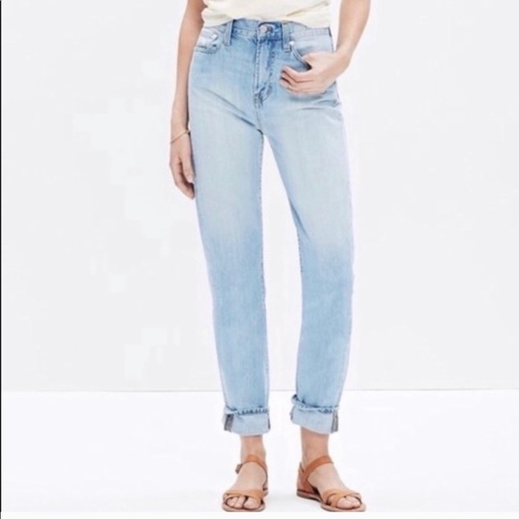Madewell Denim - Madewell perfect jeans
